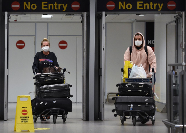 US, China left out as England slashes quarantine list