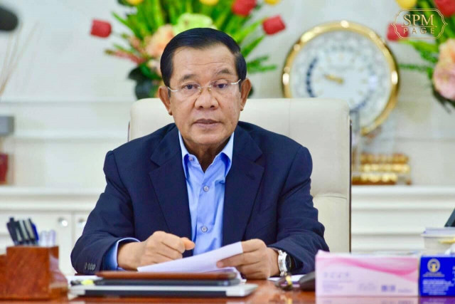 PM Hun Sen: Cambodia Will Only Buy WHO-Approved Vaccine